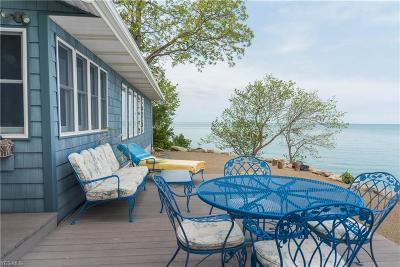 Conneaut Single Family Home Active Under Contract: 1468 Lake Road