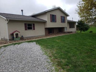 Guernsey County Single Family Home Active Under Contract: 60151 Lost Road