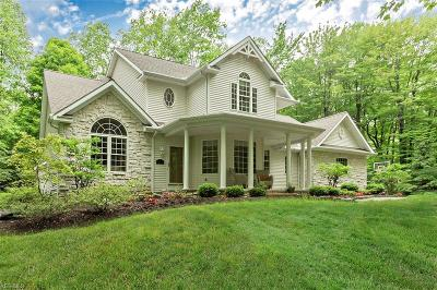 Chardon Single Family Home Active Under Contract: 10530 Locust Grove Drive