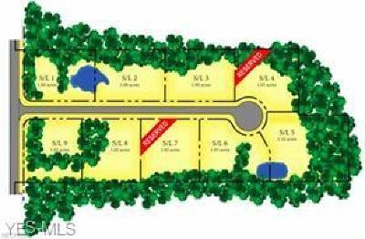 Pepper Pike Residential Lots & Land For Sale: S/L 1 Cedar Lakes