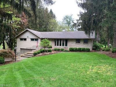 Cambridge Single Family Home Active Under Contract: 8729 Cedar Hill Road