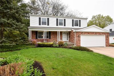 Rocky River Single Family Home Contingent: 1190 Chatham Pl