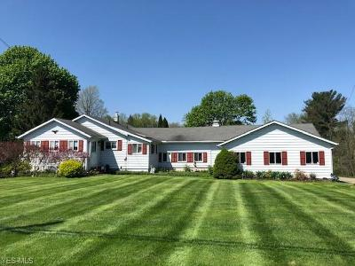 Medina Single Family Home Contingent: 595 North State Rd