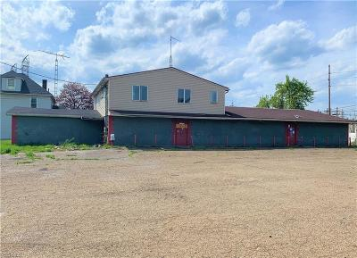 Stark County Commercial For Sale: 3000 8th St Northeast
