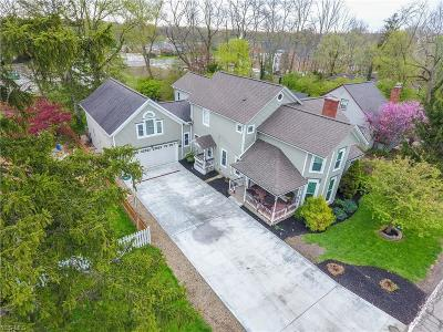 Brecksville Single Family Home For Sale: 8995 Cedar St