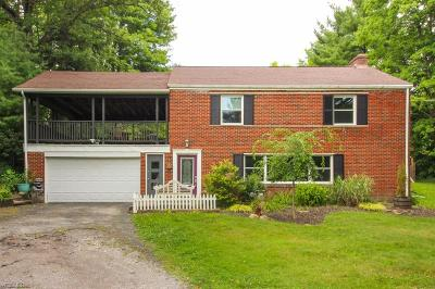 Brecksville Single Family Home For Sale: 6643 Wallings Rd