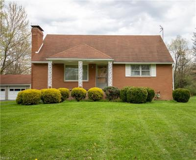 Poland Single Family Home Active Under Contract: 7601 Clingan Road