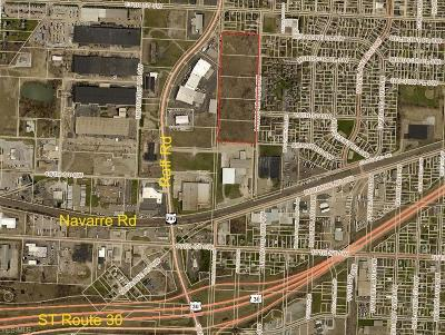 Canton Residential Lots & Land For Sale: Linwood Ave Southwest