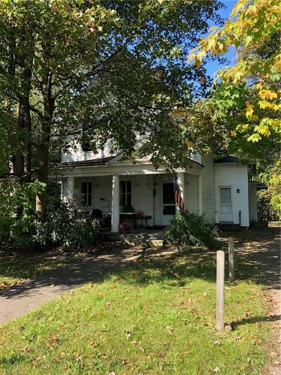 Ravenna Multi Family Home For Sale: 234 W Highland Avenue