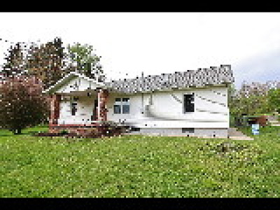 Single Family Home For Sale: 1663 Adamsville Rd