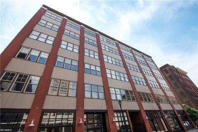 Condo/Townhouse For Sale: 1260 W 4th Street #502