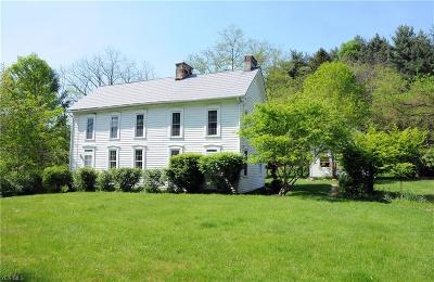 Guernsey County Single Family Home Active Under Contract: 7329 Sarchets Run Road