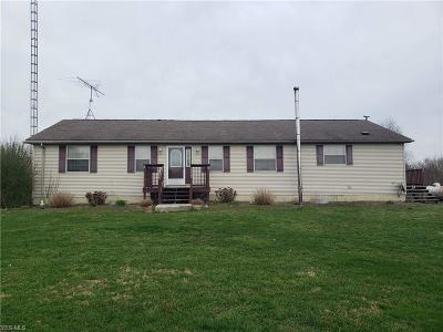 Lisbon Single Family Home For Sale: 12746 Steubenville Pike