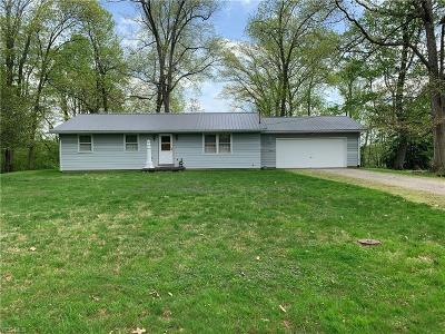 Single Family Home Contingent: 3240 Forest Hills Ln