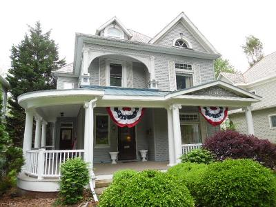 Marietta Single Family Home Active Under Contract: 505 3rd Street