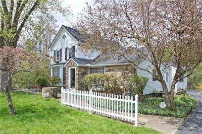 Single Family Home For Sale: 35755 Miles Rd