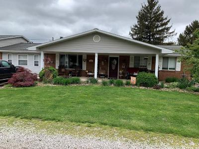 Marietta Single Family Home Active Under Contract: 29820 State Route 7