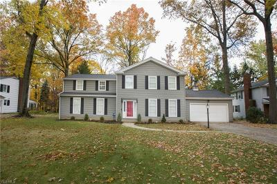 Fairview Park Single Family Home Contingent: 20750 Valley Forge Dr
