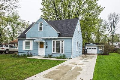Single Family Home Sold: 18332 Ferncliffe Ave
