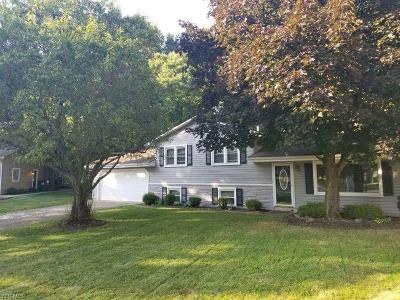 Boardman OH Single Family Home For Sale: $159,900