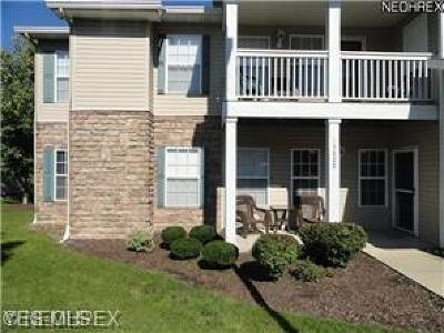 Strongsville Condo/Townhouse For Sale: 15000 Lenox Dr #300