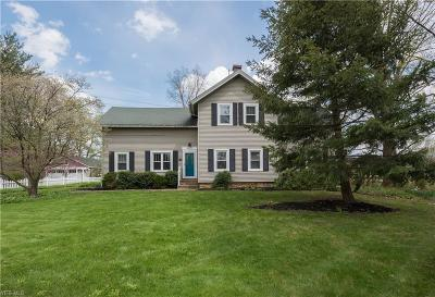 Single Family Home For Sale: 4071 Case Rd