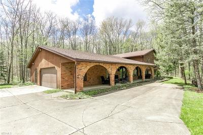 Single Family Home For Sale: 12228 Caves Rd