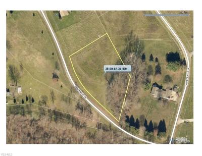 Muskingum County Residential Lots & Land For Sale: Goldenrod Dr