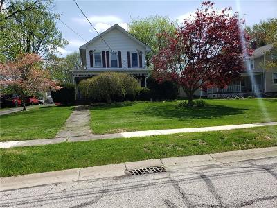 Single Family Home Active Under Contract: 529 East Street