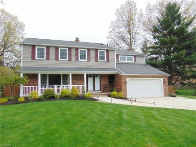 Westlake Single Family Home Contingent: 24496 Westwood Rd