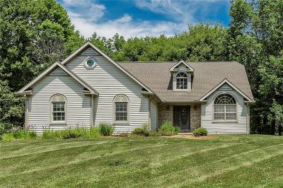 Chagrin Falls Single Family Home Active Under Contract: 10460 Auburndale Drive