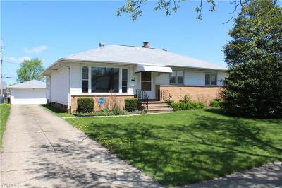 Seven Hills Single Family Home For Sale: 325 East Clearview Ave