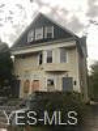 Cleveland Multi Family Home For Sale: 10808 Saint Clair Avenue