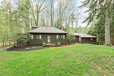 Single Family Home For Sale: 95 Park Ln