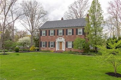 Hubbard Single Family Home Active Under Contract: 6355 Laurel Park