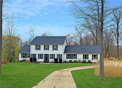 Concord Single Family Home For Sale: 8260 Morley Rd
