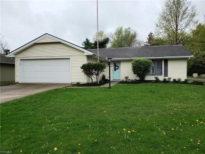 Reminderville Single Family Home For Sale: 10194 Regatta Trail