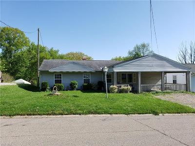 Zanesville Single Family Home For Sale: 1407 National Way