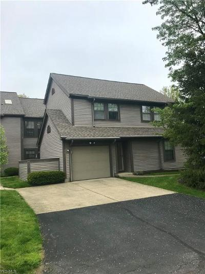 Canfield Condo/Townhouse Active Under Contract: 4032 Saint Andrews Court #5
