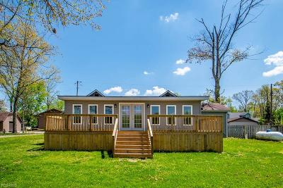 Single Family Home For Sale: 519 Bellview Dr