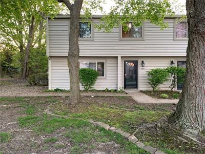 Condo/Townhouse Contingent: 3119 Bay Landing Dr #9