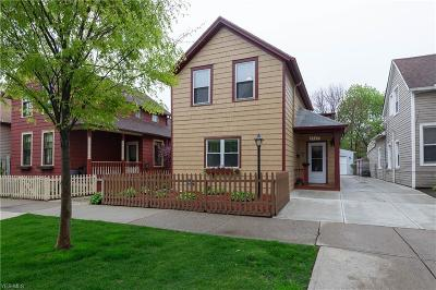 Cleveland Single Family Home For Sale: 1727 Randall Road