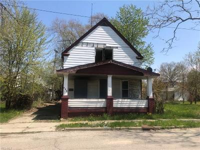 Cleveland Multi Family Home For Sale: 981 E 77th Street