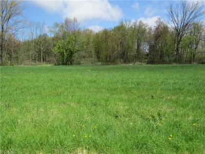 Lorain County Residential Lots & Land For Sale: Garfield Rd