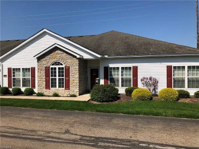 Stark County Condo/Townhouse For Sale: 7016 Knight Ave Northwest