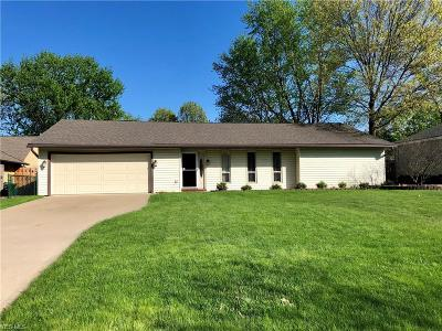 Strongsville Single Family Home For Sale: 16980 Deer Path Dr