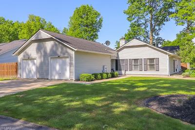 North Olmsted Single Family Home For Sale: 7120 Bayberry Cir