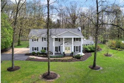 Single Family Home Contingent: 7625 Deerpath Trl