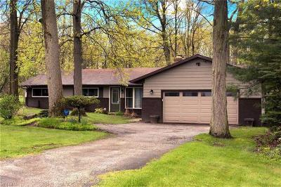 North Royalton Single Family Home For Sale: 7525 West Wallings Rd