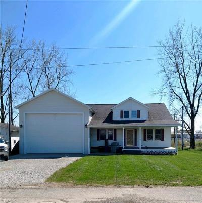 Huron County Single Family Home For Sale: 61 West Washburn St